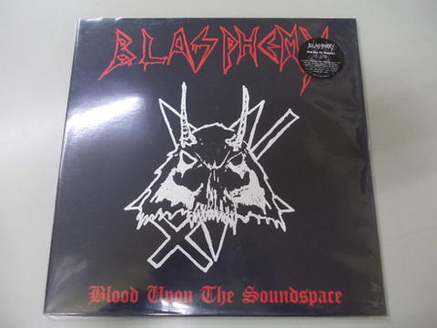Baslphemy - Blood Upon the Soundspace MLP (レギュラーエディション)