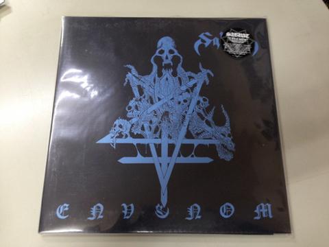 Sabbat - Envenom 2枚組LP