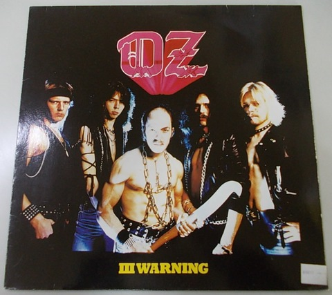 OZ -  III Warning LP (中古)