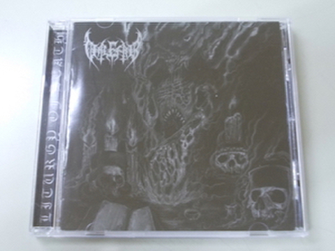 Valefar - Liturgy of Death CD