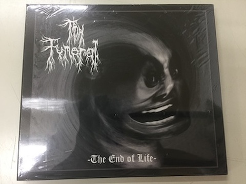Thy Funeral - The End of Life デジパックCD
