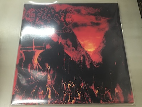 Flame - March Into Firelands LP