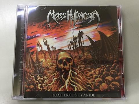 Mass Hypnosia  -  Toxiferous Cyanide CD