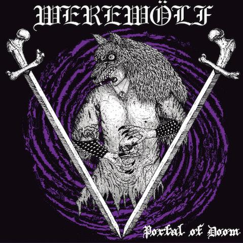Werewölf - Portal of Doom CD