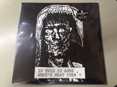Agathocles - If this is Gore, What's Meat Then? LP