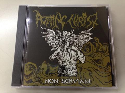 Rotting Christ - Non Serviam CD