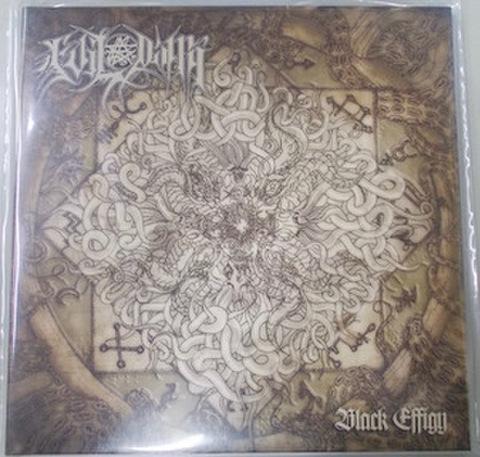 Evil Damn - Black Effigy 7'EP