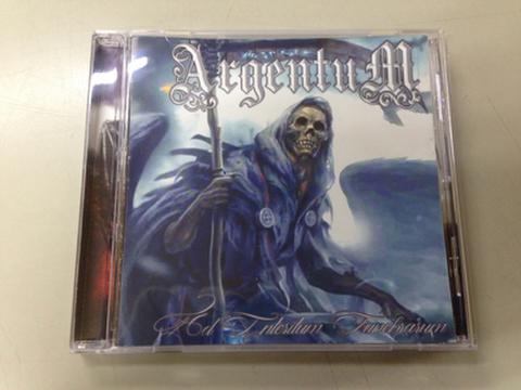 Argentum - Ad Interitum Funebrarum CD