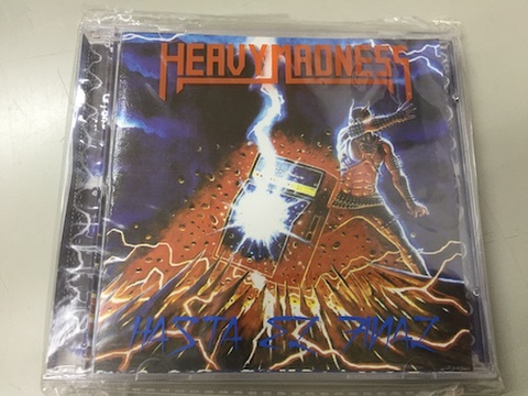 Heavy Madness - Hasta el final CD
