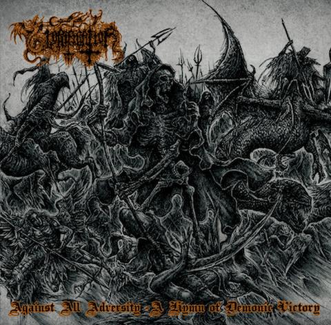 Glorification - Against all Adversity - A Hymn of Demonic Victory CD