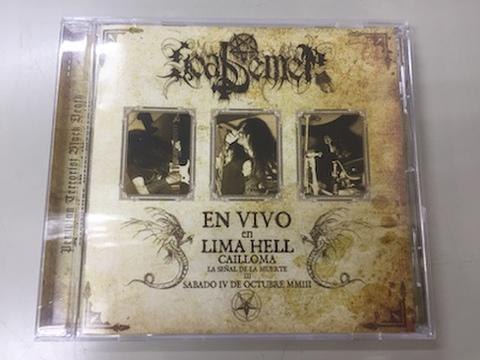 Goat Semen - En Vivo En Lima Hell CD