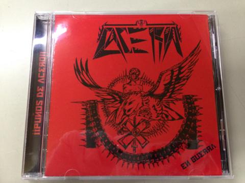 Caceria - En guerra CD