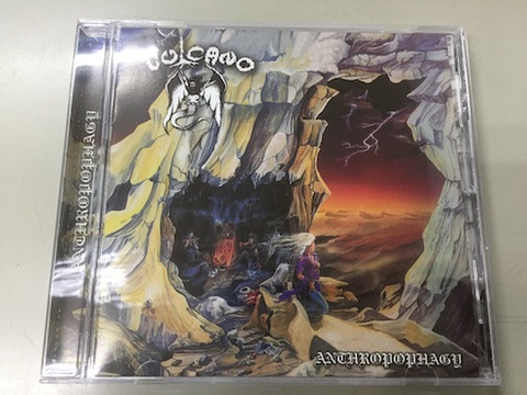 Vulcano - Anthropophagy CD