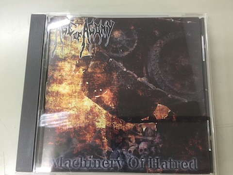 Age of Agony - Machinery of Hatred	CD