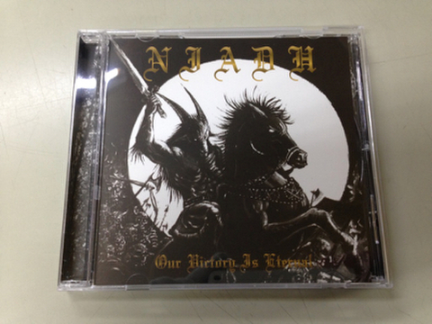 Niadh - Our Victory Is Eternal CD
