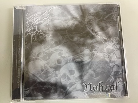 Nahual - Massive Onslaught from Hell CD