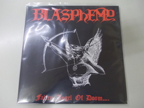 Blasphemy - Fallen Angel of Doom…. LP