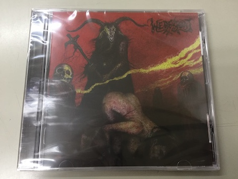 Weregoat - Slave Bitch of the Black Ram Master + Bonus CD