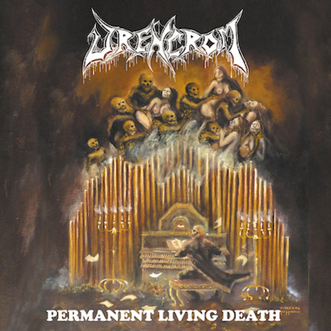Drencrom - Permanent Living Death LP+CD