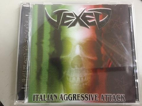V.A. - Hellblasting Revenge CD (Hatework / Vexed / Hell in a Cell / Alea Jacta)