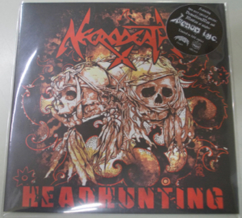 Necrodeath - Headhunting 7'