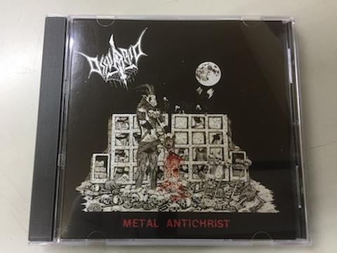 Ossuario - Metal Antichrist MCD