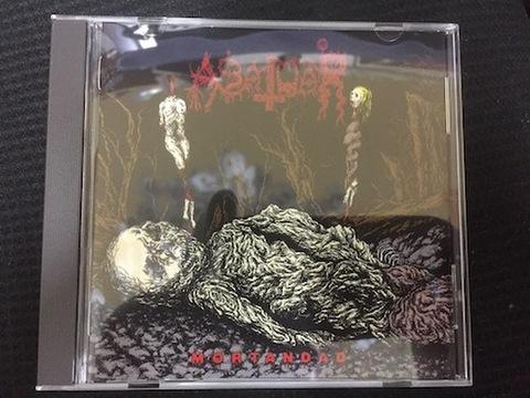 Abatuar - Mortandad CD