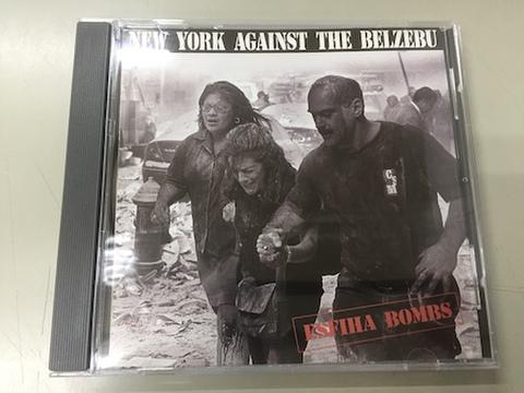 New York Against The Belzebu - Esfiha Bombs CD