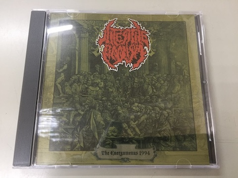 Intestine Baalism - The Energumenus + Live at Asakusa Deathfest 2018 CD