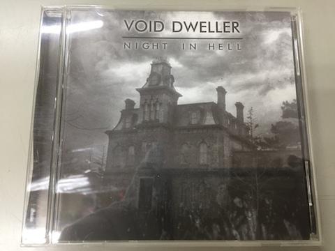 Void Dweller - Night in Hell CD