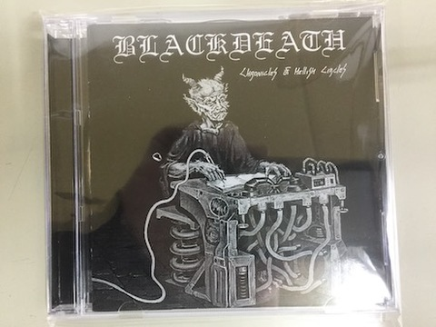 Blackdeath - Chronicles of Hellish Circles CD