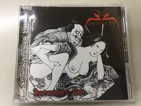 Abigail - Intercourse & Lust CD (Fallen-Angels Productions)