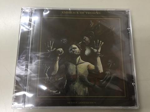 Embrace Of Thorns - Scorn Aesthetics CD