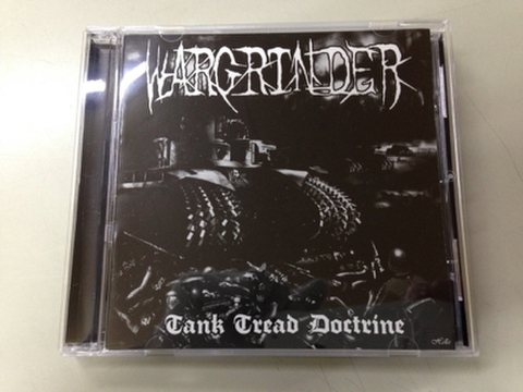 Wargrinder - Tank Tread Doctrine CD