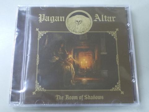 Pagan Altar - The Room of Shadows CD