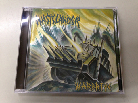 Wastelander - Wardrive CD
