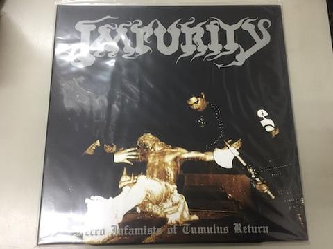 Impurity - Necro Infamists of Tumulus Return LP