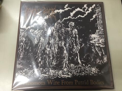 Demonic Rage - Venomous Wine From Putrid Bodies LP
