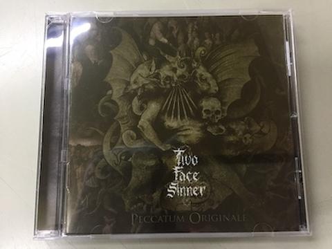 Two Face Sinner - Pecatum Originale CD