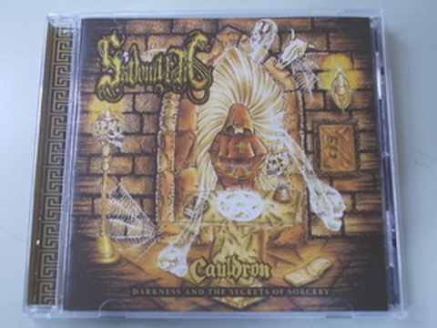 Sadomystic - Cauldron - Darkness and the Secrets of Sorcery CD