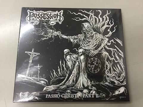 Possession / Venefixion - Passio Christi Pt.II Split デジパックMCD