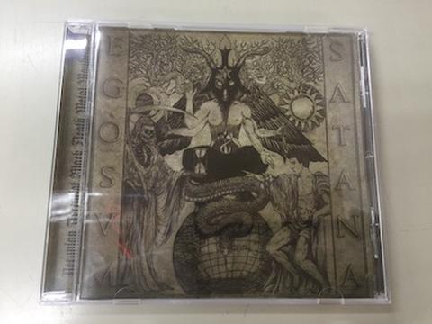 Goat Semen - Ego Sum Satana CD