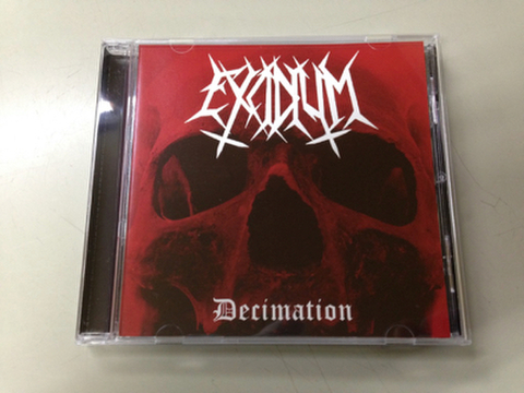 EXCIDIUM - Decimation CD