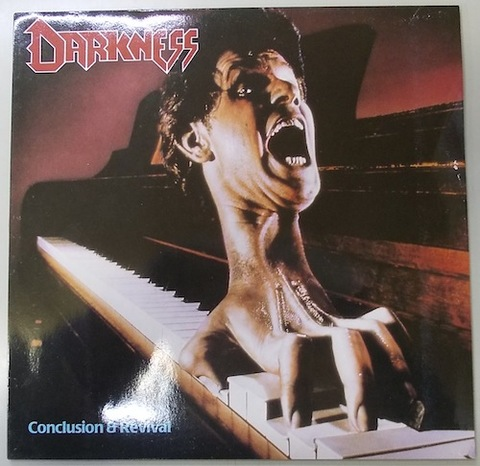 Darkness - Conclusion & Revival LP (中古)