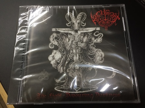 Archgoat - The Light-Devouring Darkness CD