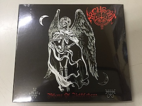Archgoat -  Whore Of Bethlehem デジパックCD
