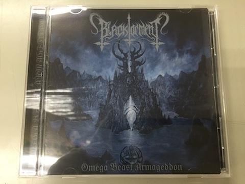 Black Torment - Omega Beast Armageddon MCD