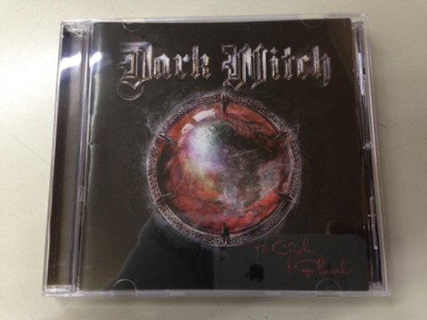 Dark Witch - The Circle of Blood CD