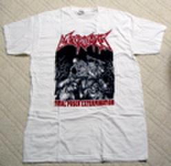Necrolisis Tシャツ(白/Lサイズ)