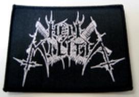 Hell Militia - ロゴ刺繍パッチ